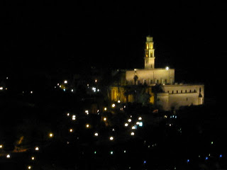 Jaffa by night