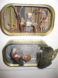 Secret Project- Miniatures
