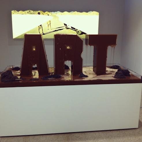 Doug Aitken - Art Basel 2012