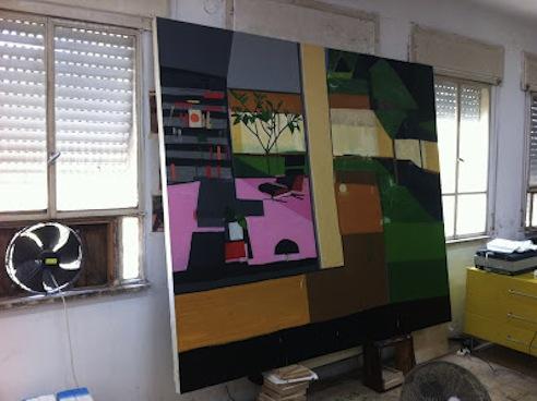 Guy Yanai's Studio