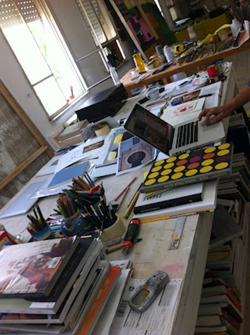Guy Yanai's Studio