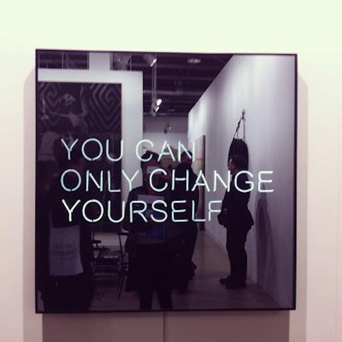 Jeppe Hein- Art Basel 2012