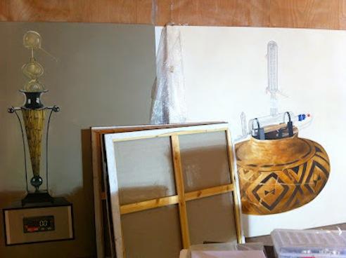Lital Lev Cohen- Studio Visit