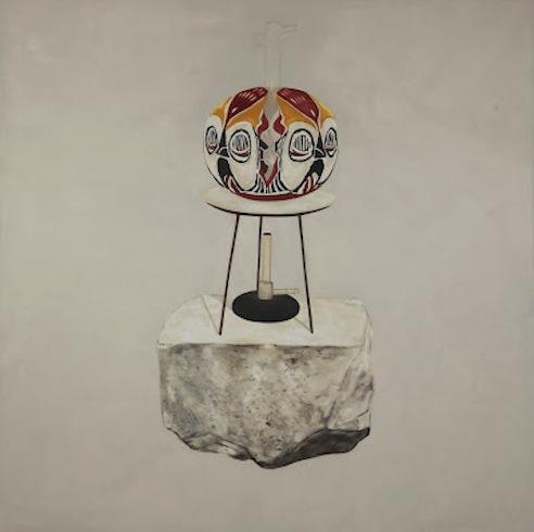 Lital Lev Cohen- Tribal vase