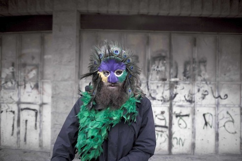 Pavel Wolberg, Hebron (Purim), 2010