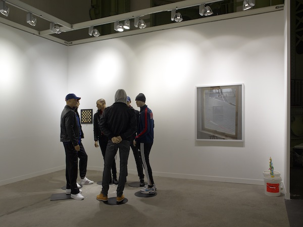 Dvir Gallery, FIAC 2013, Low res 2